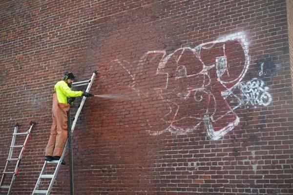 limpieza de fachadas en santiago