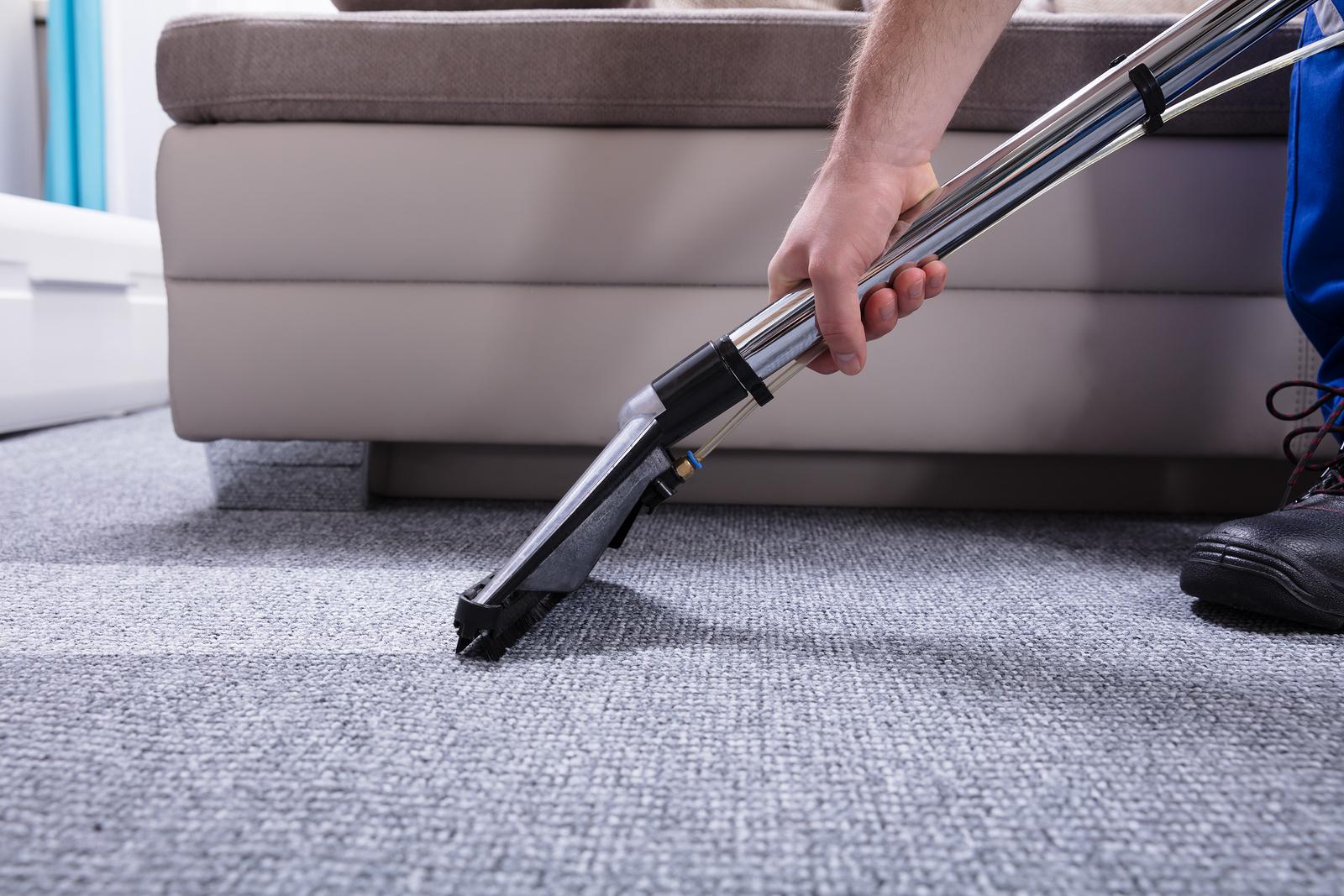 Lavado y limpieza de alfombras