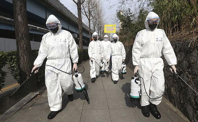 Como desinfectar o sanitizar contra COVID-19 CORONAVIRUS
